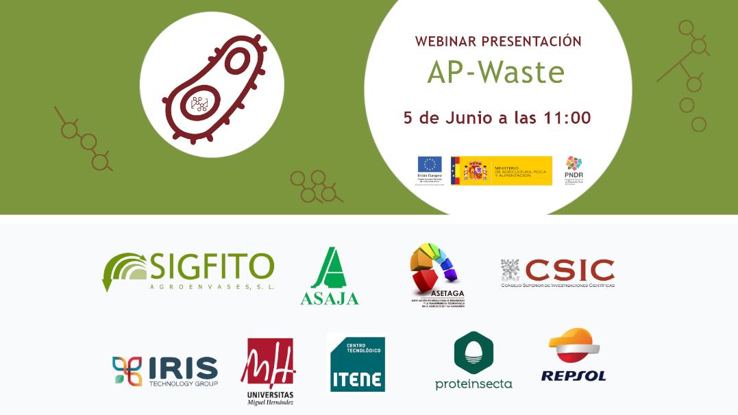 Presentación Grupo Operativo AP-Waste