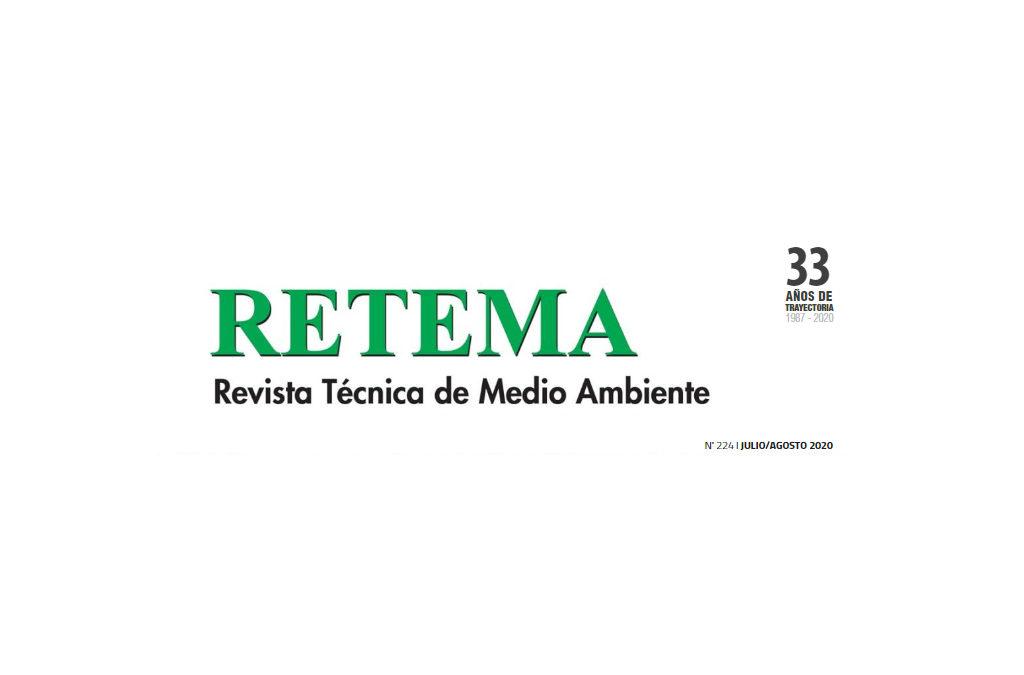 Publicación del GO Ap-Waste en la Revista Técnica de Medio Ambiente RETEMA