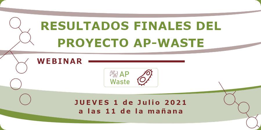 Presentación resultados finales GO AP-Waste