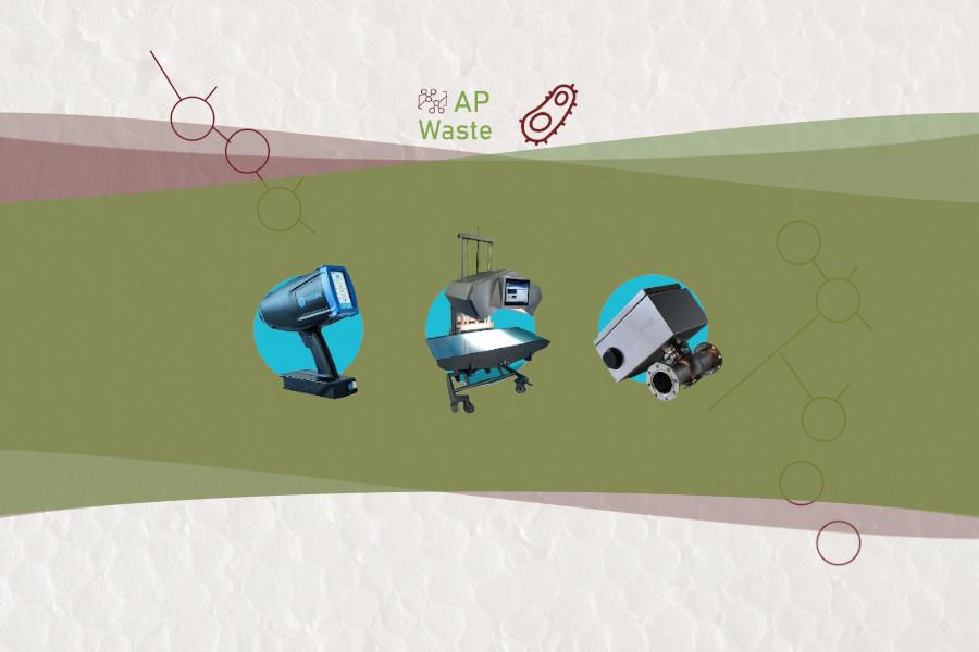 Técnicas fotónicas para la detección de plásticos en el proyecto AP-WASTE dedicado a la biodegradación de plásticos agrícolas mediante la utilización de microorganismos e insectos.